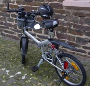 Fahrrad zu versteigern