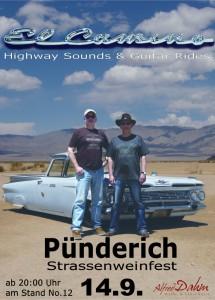 El Camino - Pünderich II